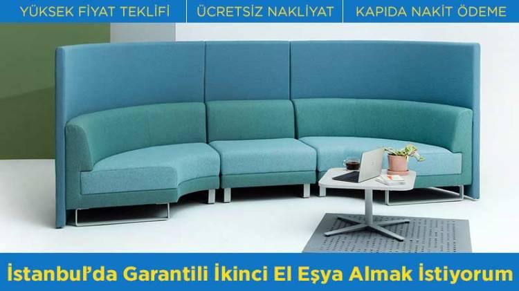 İstanbul'da garantili eşya almak istiyorum diyorsanız, güvenle tercih edebileceğimiz firmamız hakkında bilgi alabilirsiniz...