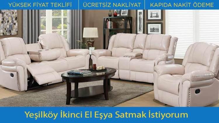 Yeşilköy ikinci el eşya satmak istiyorum taleplerinizi aynı gün içerisinde, yüksek fiyat teklifleri sunarak gerçekleştiriyoruz.
