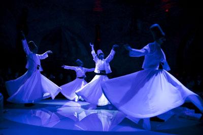 HODJAPASHA ART and CULTURE CENTERRUMIThe name Mevlana Celaleddini Rumi stands for Love and