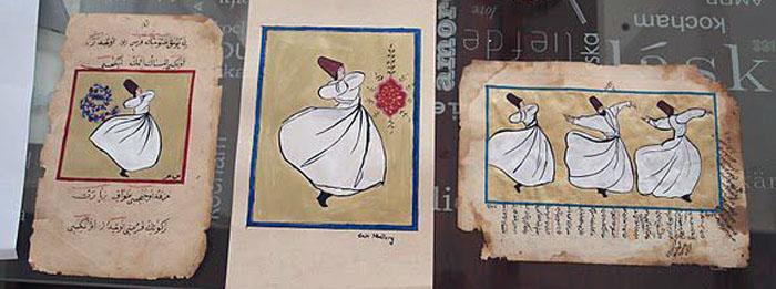 Traditional Turkish Miniature  Paintings WorkshopTurkish Miniatures are he oldest surviving