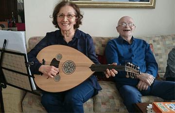 Alzheimer Hstalarında Müzik Terapisi