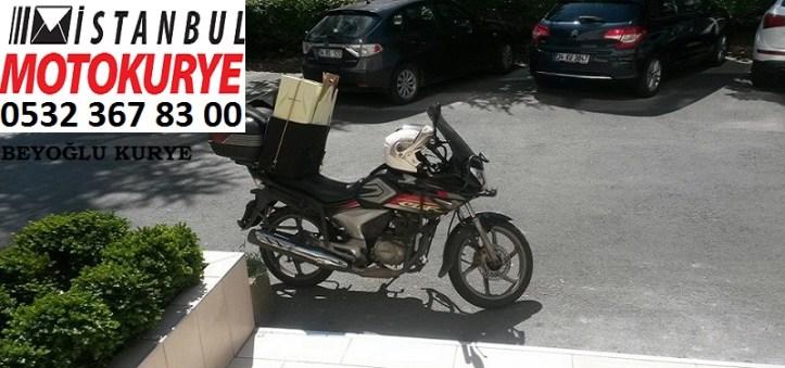 Beyoğlu Kurye, İstanbulmotokurye.com