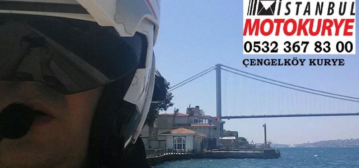 Çengelköy Kurye, İstanbulmotokurye.com