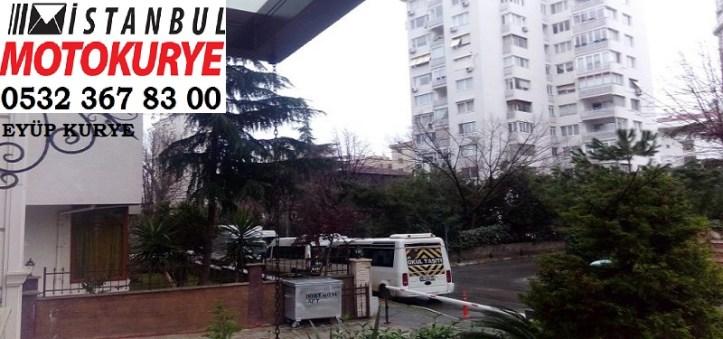 Eyüp Kurye, İstanbulmotokurye.com