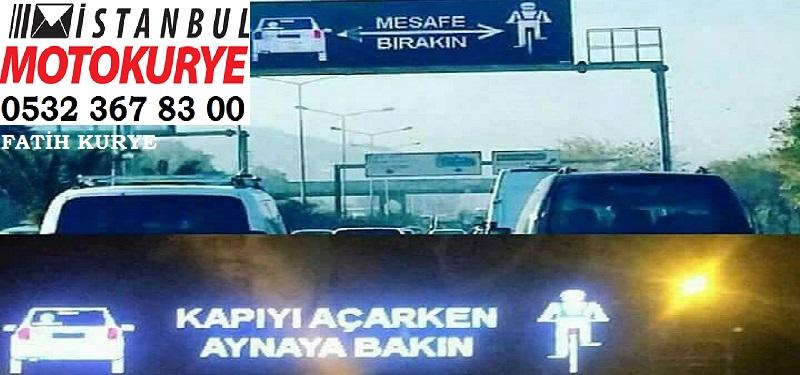 Fatih Kurye, İstanbulmotokurye.com