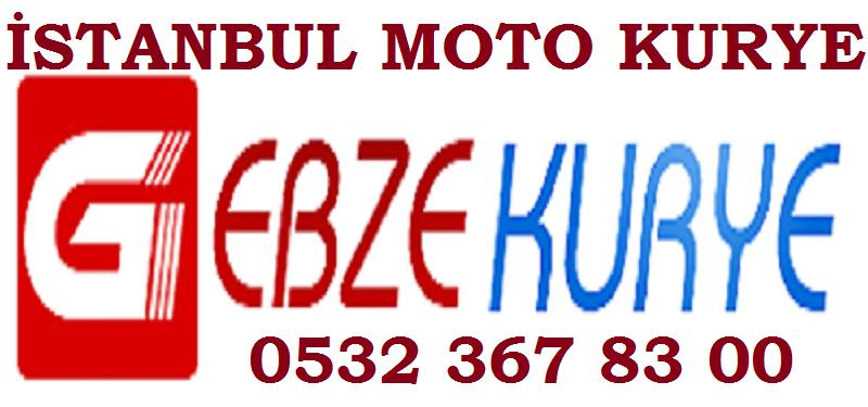Gebze Kurye, İstanbulmotokurye.com