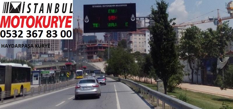 Haydarpaşa Kurye, İstanbulmotokurye.com