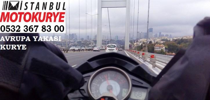 Avrupa Yakası Kurye, istanbulmotokurye.com