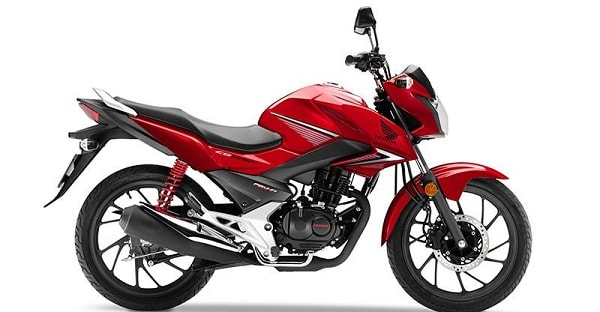 Honda Cb 125 F Motosiklet - 0555 278 23 30