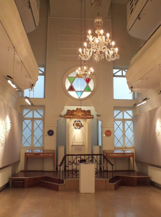 Schneidertempel Synagoge