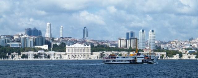 Blicke auf Istanbul