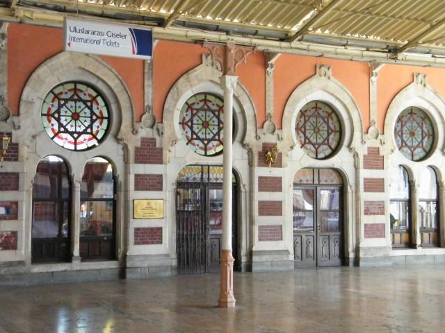 Sirkeci Bahnhof