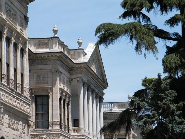 Dolmabahçe Palast
