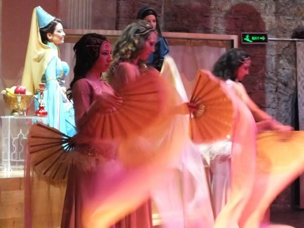 Tanzshow Harem