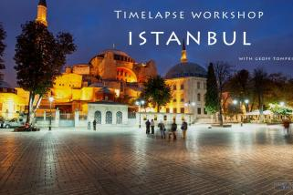 Incredible time-lapse video of bustling Istanbul