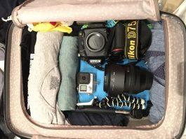 Borsa del fotografo - Gli strumenti da fotografici da mettere in valigia