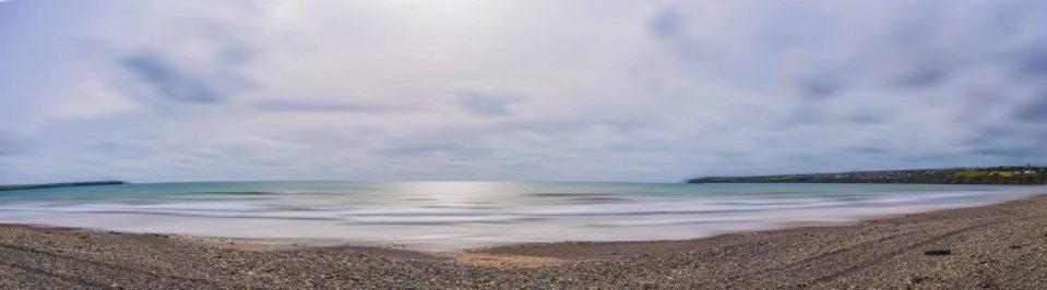 Spiaggia d'irlanda - Viaggio in irlanda - Istanti in viaggio -