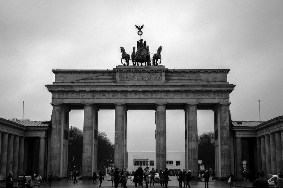 Porta di Brandeburgo - Berlino - Visitare Berlino - Istanti in viaggio