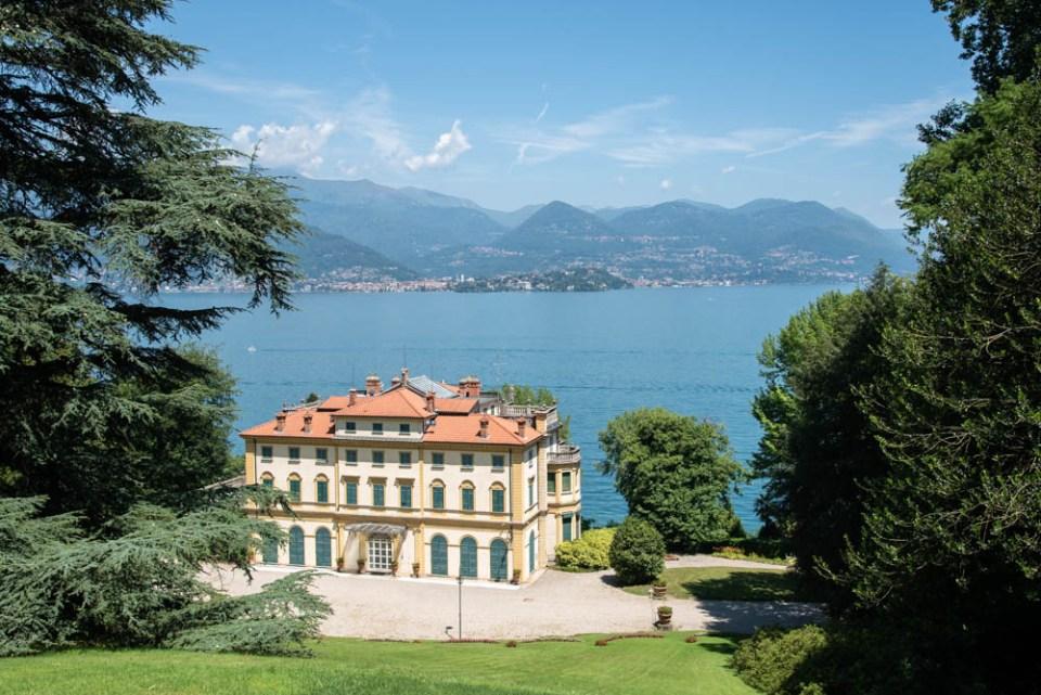 Villa pallavicino - parco pallavicino - lago maggiore