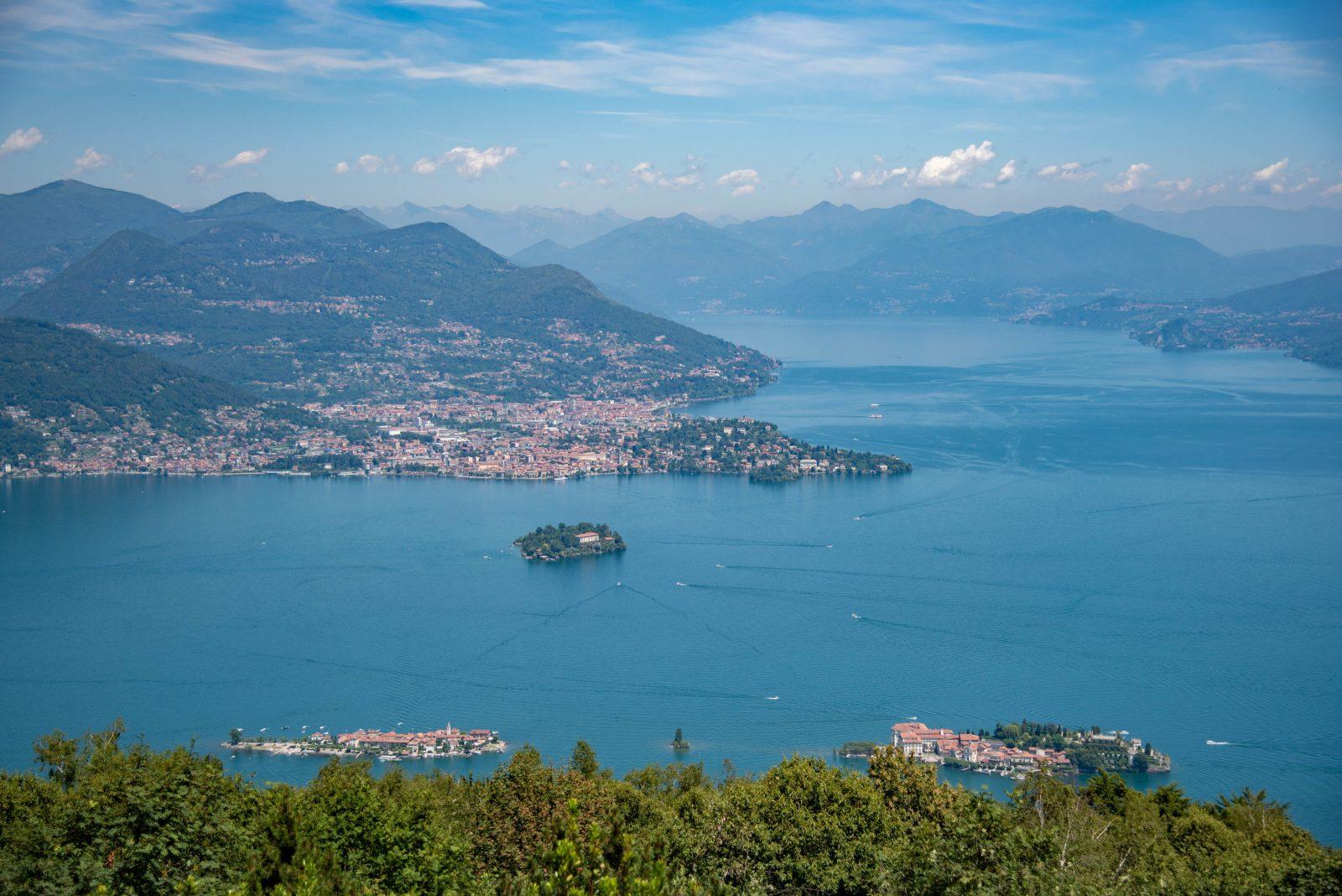 Giardino botanico Alpinia: balcone naturale sul Lago Maggiore