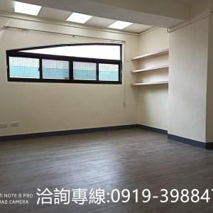 北屯-興安商圈華廈(3房+平面車位)~一點利商圈