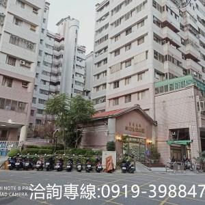 潭子-榮興商圈美華廈(3房+車位) 入門陽台玄關