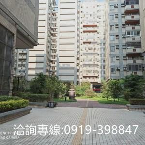 東區-虎嘯中村美3房 高樓層 低管理費