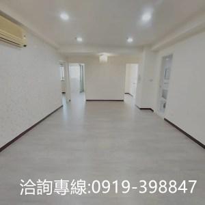 北屯-快樂崇德(3房+車位) 入門陽台玄關 11期重劃區