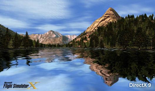 DirectX 9 & 10 comparison
