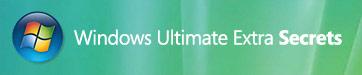 Windows Ultimate Extra Secrets