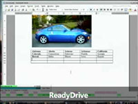 ReadyDrive screencast