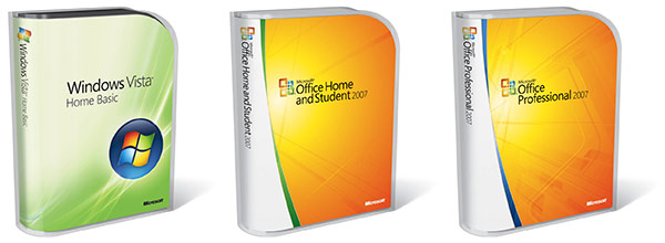 Packaging for Windows Vista and Office 2007