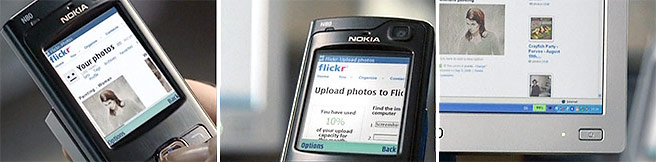 Nokia & Flickr