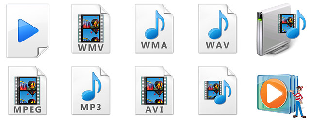 Windows Media Player in Vista inconsistency