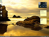 Wallpaper in Windows Vista