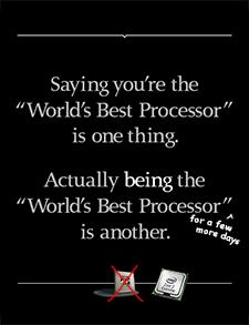 World's Best Processors