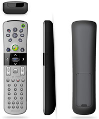 Vista Media Center remote