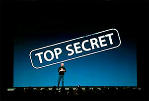 "Apple ""top secret"""