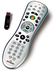 RF Vista Media Center remote from Keyspan