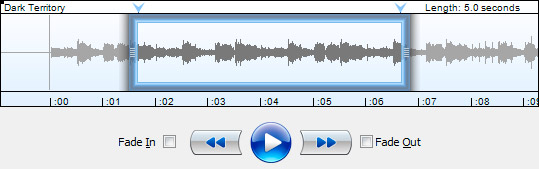 Windows Live Messenger sound editor
