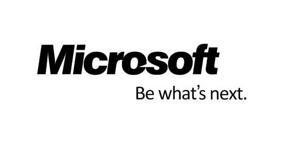 "Microsoft officializes new ""Be what's next"" tagline"