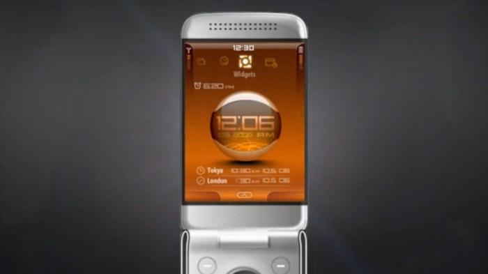 Windows Mobile 7 concept