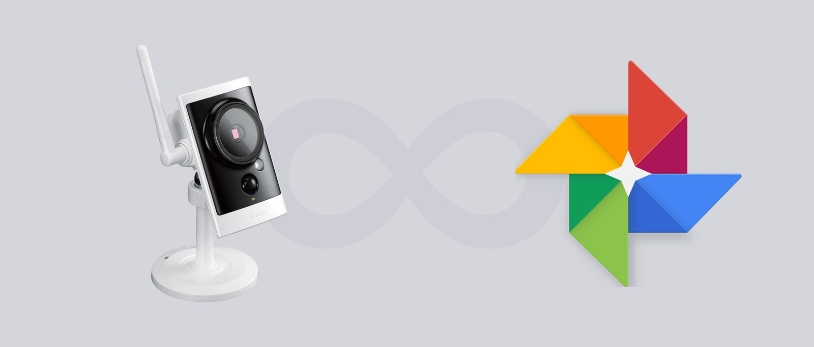 Using Google Photos for unlimited IP security camera off-site