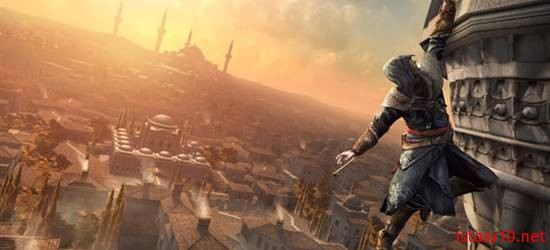 Assassin's Creed: Revelations Exclusive Multiplayer Kill Trailer