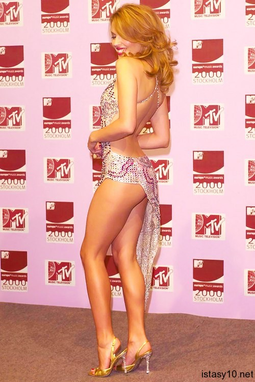 Kylie Minogue at MTV EMAs, 16th Nov 2000
