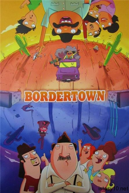 Bordertown istasy10net