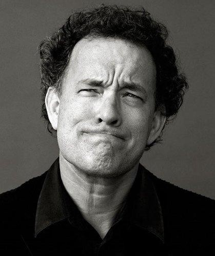 Tom Hanks Fun Face istasy10net