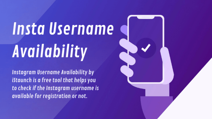 instagram username availability