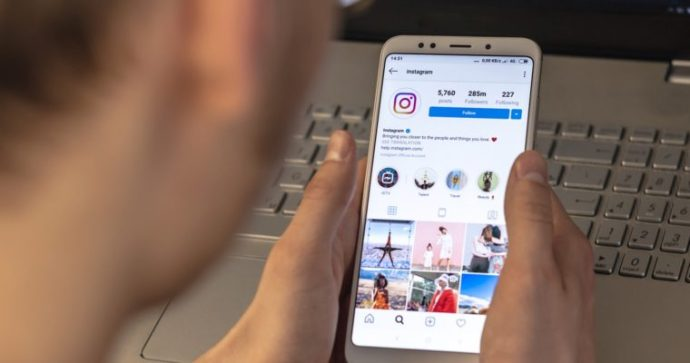 find people on instagram using phone number