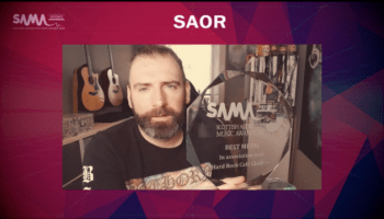 SAOR, 2020 winners of the SAMA for Best Metal Act